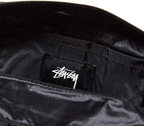 ウエストバッグ メンズ レディース Light Weight Waist Bag ブラック