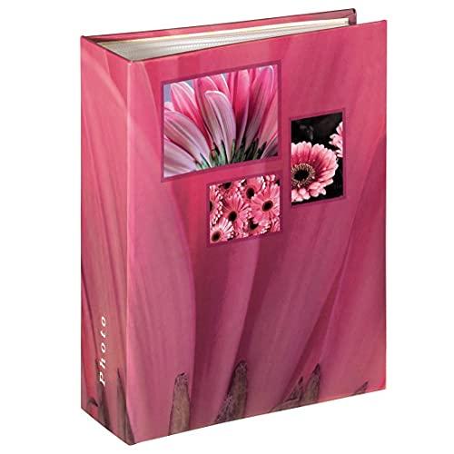 Hama Memo Singo106262-Álbum, álbum (100 Fotos de 10 x 15 cm), Color Rosa, 10x15