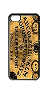 BlackKey ouija board Snap-on Hard Back Shell For SamSung Galaxy S6 Phone Case Cover -1218