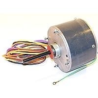 51-21854-06 - OEM Upgraded Rheem Condenser Fan Motor 1/5 HP 208-230 Volts 1075 RPM