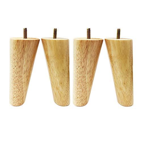 Guangdejin E-commerce Co., Ltd. Set of 4 Furniture Legs Sofa Legs 5.9