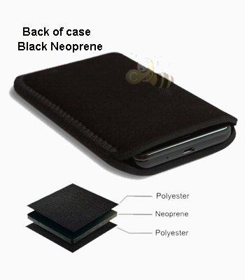 Biz-E-Bee Phonecase Exclusif 'Coccinelle' rose BlackBerry Curve 3G 9300(S) résistant aux chocs en néoprène pour Téléphone portable, Housse, Pochette
