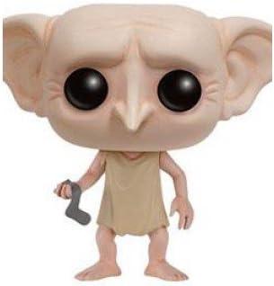 Funko - Pop! Vinilo Colección Harry Potter - Figura Dobby (6561)