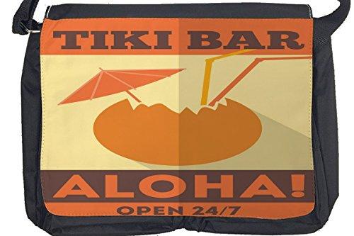 Borsa Tracolla Bar Party TikiBar Stampato