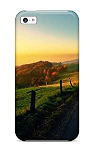 Iphone High Quality Tpu Case/ Landscape Case Cover For Iphone 5c JI3CM5R4WLNRB3UA