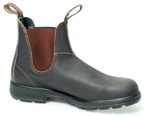Blundstone Erwachsenen Chelsea-Schuhe, Braun - braun - Größe: 44 (10 UK)