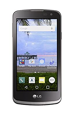 TracFone LG Rebel Android CDMA 4G LTE Smartphone - Certified Preowned