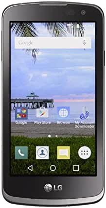 TracFone LG Rebel Android GSM 4G LTE Smartphone - Certified Preowned