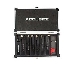 Accusize Industrial Tools 7 Pieces/Set 1...