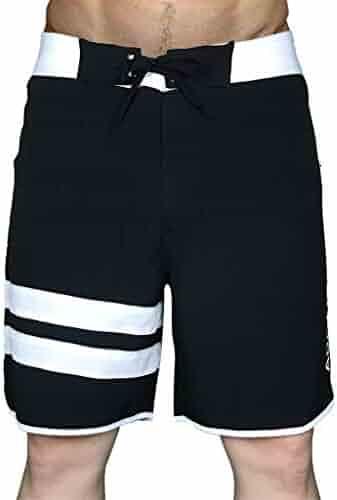 Waist Drawstring Beach Shorts PTYHR Mens Summer Swim Surfing Shorts Quick Dry