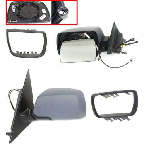 X3 Driver Side Mirror Bmw Replacement Driver Side Mirrors