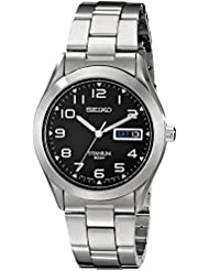 Seiko Mens SGG711 Titanium Watch