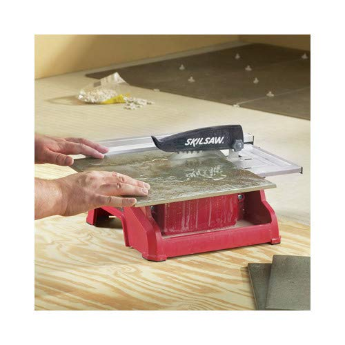 Skil 3540-01-RT 7-Inch 4.2 Amp Wet Tile Saw Certified Refurbished