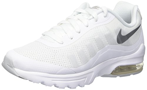 Para Invigor 100 Blanco Air Silver Max Nike metallic Trail Wmns De white Zapatillas Mujer Running tZqf8w