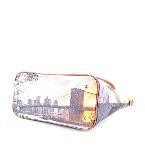 Borsa a spalla Y Not - I388 Fame in New York FNY