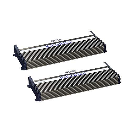 (Hifonics BXX4000.1D Brutus Class D 4000W RMS 1 Ohm Mono Car Subwoofer Amplifier (2 Pack))