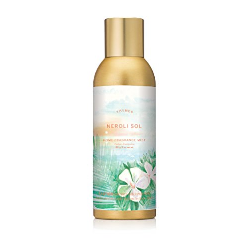 Thymes - Neroli Sol Home Fragrance Mist - Relaxing Coconut Scented Room Spray - 3 -