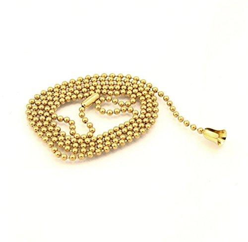 Leviton 6-000 Brass Pull Chain