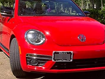 Platypus License Plate Mount for Volkswagen VW Jetta, Incl GLI 2020