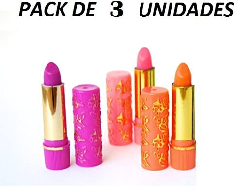 Pintalabios Magicos Marroquies, Arabes HARE Henna Argan .:Pack de 3 Unidades:..: Amazon.es: Videojuegos