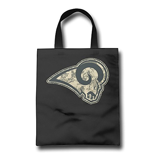 St Louis Rams Salute To Service KO Tote Shopping Bags ()