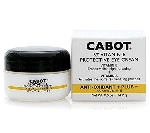 CABOT® 5% Vitamin E Protective Eye Cream