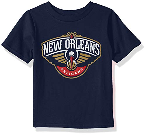 NBA by Outerstuff NBA Kids & Youth Boys Primary Logo Short Sleeve Basic Tee – DiZiSports Store