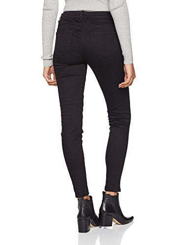 New para Look Mujer Superskinny Supersoft Negro Vaqueros Skinny rRr8xBwq6