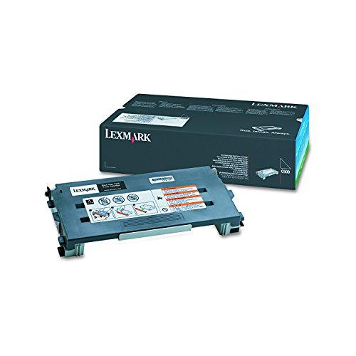 (LEXC500H2KG - Lexmark C500H2KG Toner)