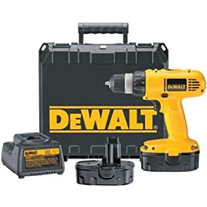 DEWALT DW929K-2 18-Volt 3/8-Inch Cordless Compact Drill/Driver Kit