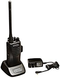 Kenwood TK-2400V16P VHF 2 Watt 16 Channel with Li-Ion battery, 151-159 MHz