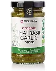 Mekhala Organic Thai Basil Garlic Paste, 100g