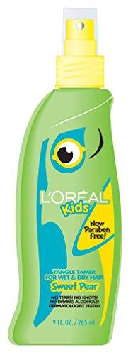 Loreal Kids Tangle Tamer Sweet Pear 9 Ounce (266ml) (6 Pack) (Pears Sweet)