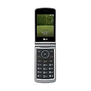 LG G351 teléfono movil plegable con una pantalla de 3