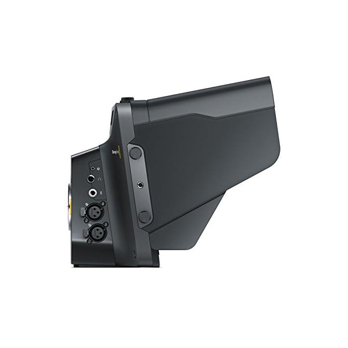 Blackmagic Design Studio Camera 4k Broadcast Camera For Live Production Transsound