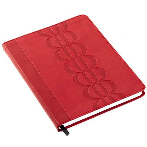 Hallmark Journal (Red Oval Design)