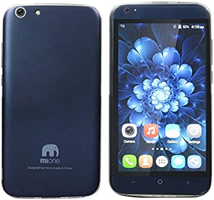 MIONE R1 DUAL SIM,16GB, BLUE: Amazon com