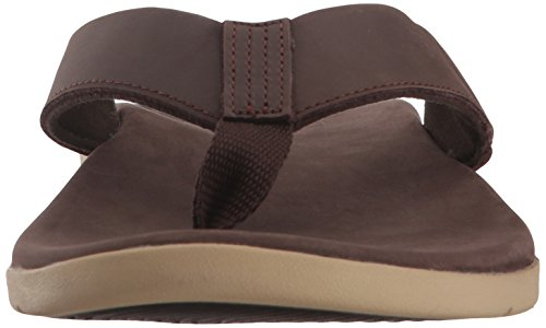 Bay Men's Sandal Cushion Brown J Reef Dark A6xqw8xn