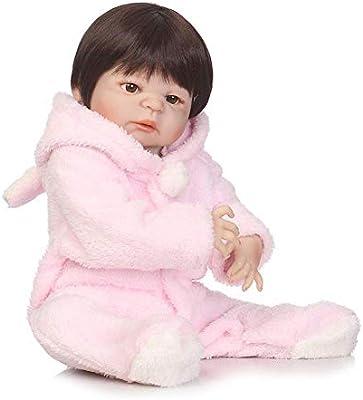 poetryer Ropa Recien Nacido niña Reborn Baby Doll Ropa para 22-23 ...