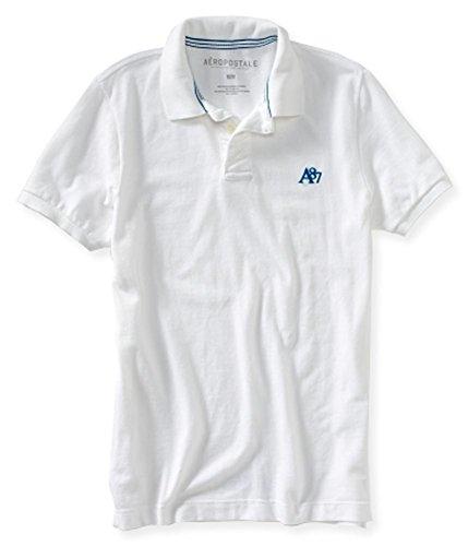 Aeropostale Mens Uniform Rugby Shirt