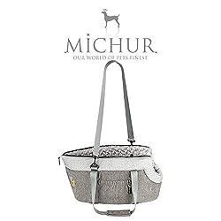 Michur Sonja hundetransportbox, hundetragetasche, Hunde Transport Auto, katzentransporttasche, hundetransporttasche…