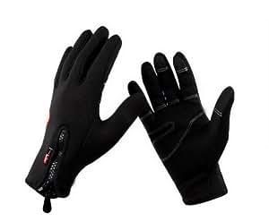 Amazon.com : Women Touch Screen Glove Cycling Glove Ski
