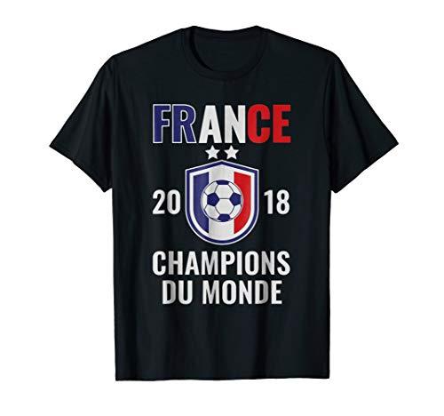 France Champions 2018 Soccer Jersey Men Women Kids Shirt