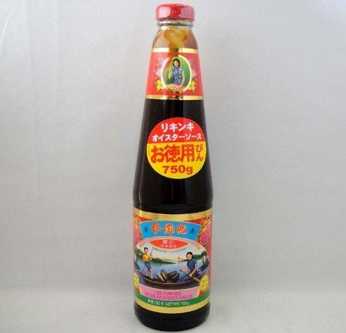 Lee Kum Kee grado especial Rikinki salsa de ostras 765g * ¨ 750 g / botella