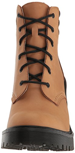 Up Leather Lace Dr Tan Boot Tan Ankle Persephone Marten q0SxFUt