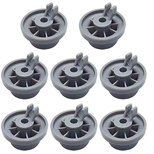 SYxiongsheng Paquete de 8 Ruedas de Repuesto para lavaplatos ...