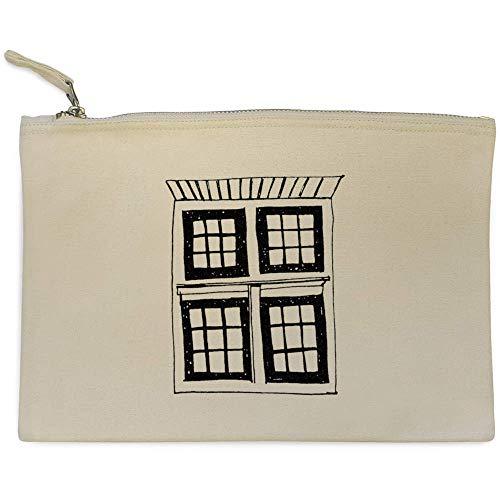 cl00003112 De 'ventanas' Bolso Embrague Azeeda Case Accesorios 81qzWwv