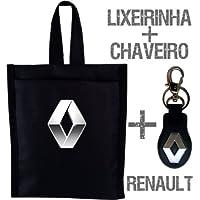 Kit Lixeirinha + Chaveiro Renault