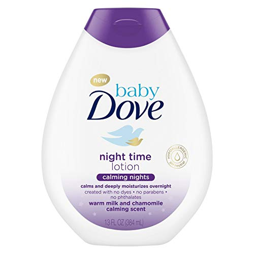 Baby Dove Nighttime Baby Lotion - 13oz, pack of 1