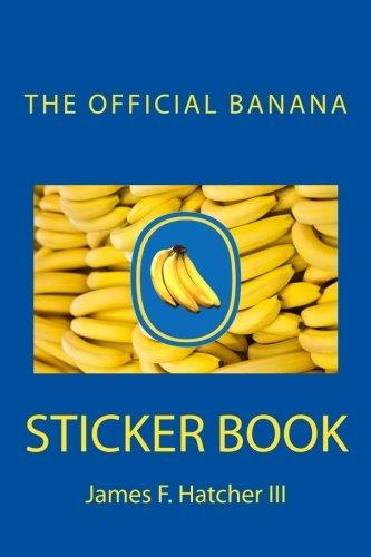 - The Official Banana Sticker Book